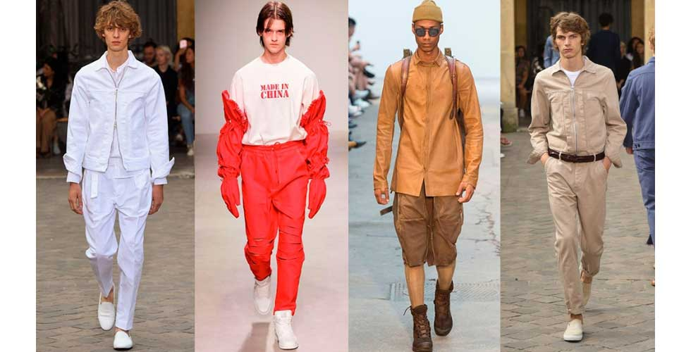 b91bd32091b Модные цвета в мужском гардеробе весна-лето 2018
