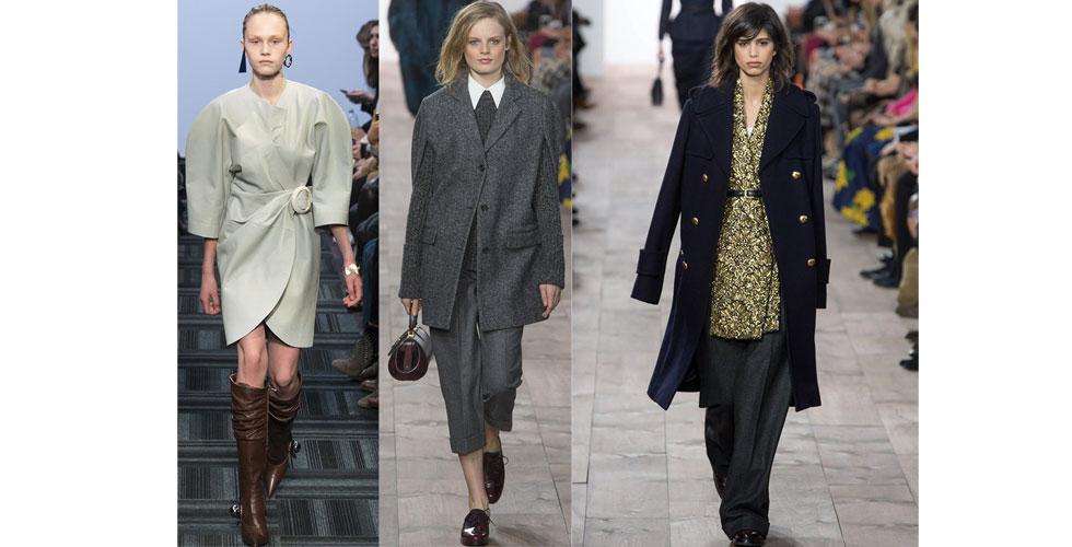 5eb32f8a3e1 Тенденции женской моды Осень Зима 2015